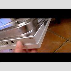 Whirlpool Dwhb00 Geschirrspülmaschine Frontblende Aus Und