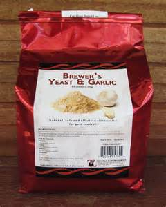 Brewers Yeast for Cat Fleas