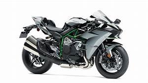 2018 NINJA H2™ Ninja H2™ Motorcycle by Kawasaki