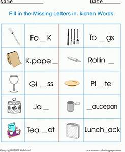 alphabets worksheets missing alphabets worksheets With missing letter word games