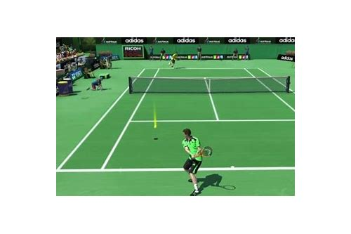 virtua tennis baixar on lineas dela cancha