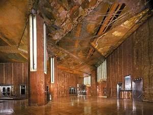 Chrysler building interior | Art Deco | Pinterest