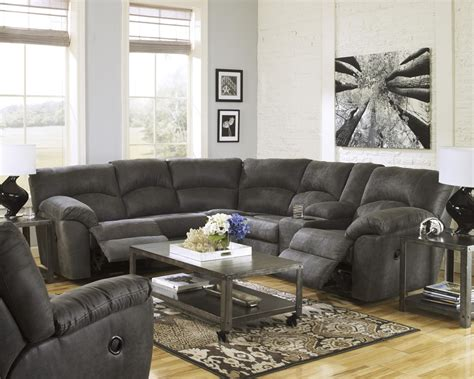 grey reclining sectional sectional sofa wonderful grey reclining sectional sofa