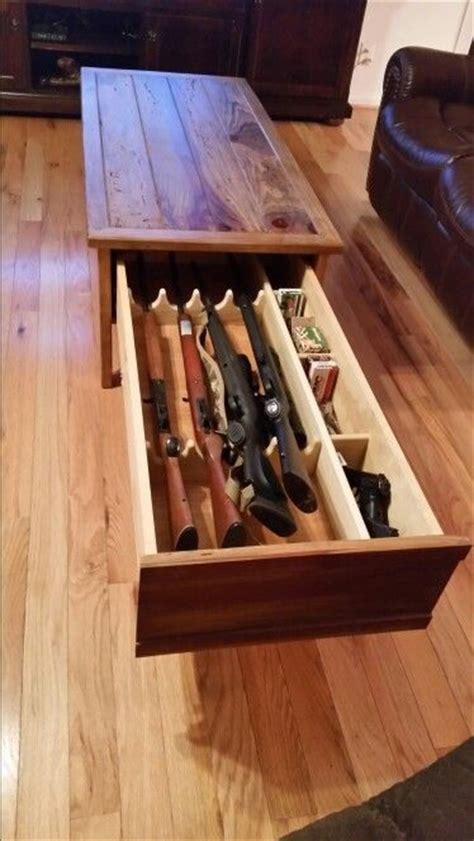 ideas  wood gun cabinet  pinterest gun cabinets gun safe diy  gun storage
