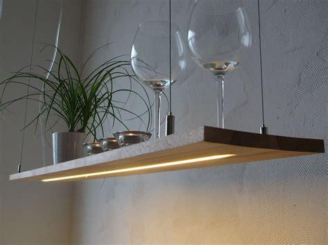 Hangeregal Kuche by H 228 Ngele Holz Buche Led Designerleuchte Regal Leuchte