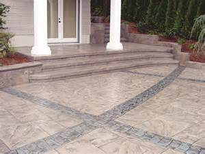Stamped Concrete Colors and Release