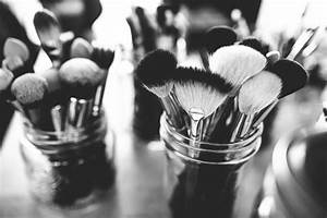 Makeup Brush Lot Free Image