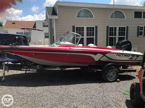 Nitro Boats For Sale In Nc by Used Nitro Boats For Sale Boats