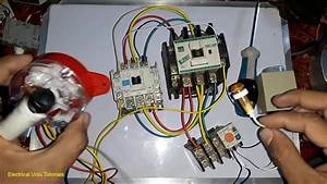 3 Phase Washing Machine Motor Wiring With 6 Wire Timer
