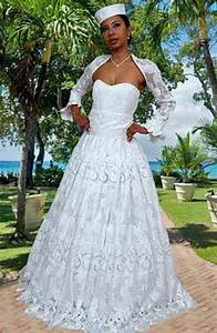 robe de mariee broderie anglaise With robe antillaise broderie anglaise