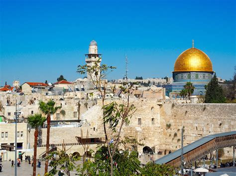 Visiting The Holy Land  A List Of Holy Land Sites In
