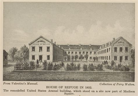 house of refuge the history