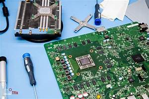 Xbox One Green Screen Of Death Repair London Console