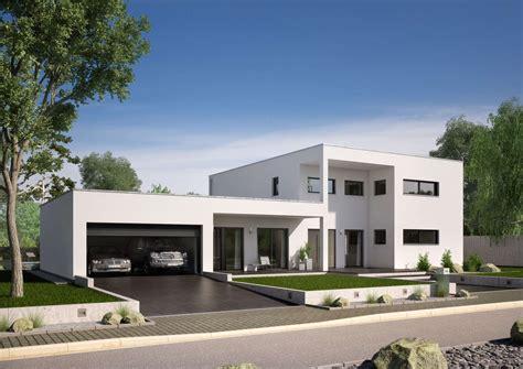 Haus Mit Zwei Wohnungen Bauen by Bauhaus Ixeo Kern Haus Stilvoll Leben Mit Home Office