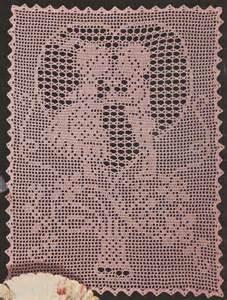 Modã Le De Rideau Au Crochet D by Crochet Napperons Carres Et Rectangles Le Blog De