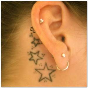 Kate Middleton Blog: Star Tattoo Ideas - The Most Popular