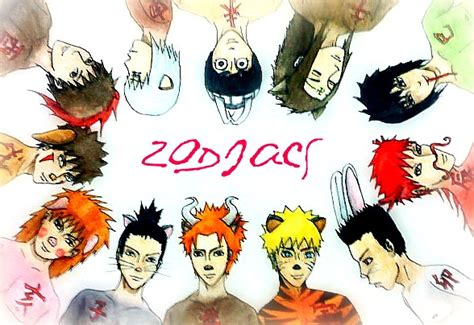 Anime Boy Zodiac Zodiac Boys By Amira Amilia On Deviantart