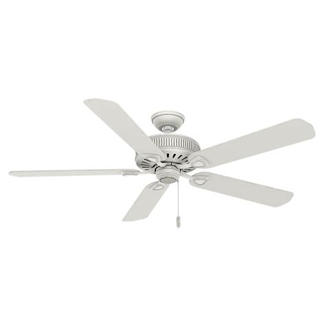 60 white ceiling fan with light casablanca ainsworth 60 in indoor cottage white ceiling