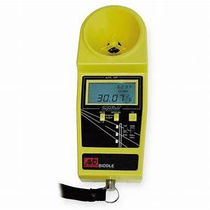 Megger 659600 Cable Height Meter 50 Foot Maximum from Cole ...