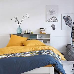 Photo De Lit : 6 id es pour d corer le dessus de sa t te de lit marie ~ Melissatoandfro.com Idées de Décoration