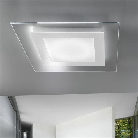 Led Garden Light by Lampada A Soffitto Moderna Led Tecnology Space Di Antea Luce