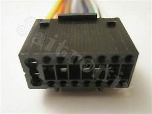 Jvc Kwr500 Kw-r500 Wire Harness Jvc 16 Pin Harness
