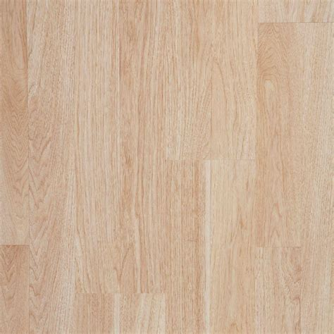 trafficmaster natural hickory  mm thick    wide