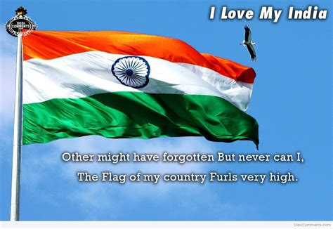 love  india  flag   country desicommentscom