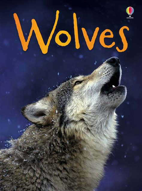 wolves  usborne books  home