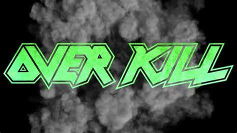 overkill armorist official lyric video youtube