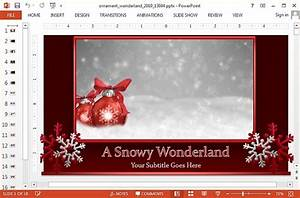 Abstract Christmas Designs Best Animated Christmas Powerpoint Templates