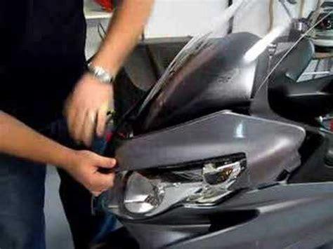 part    suzuki burgman  windshield replacement