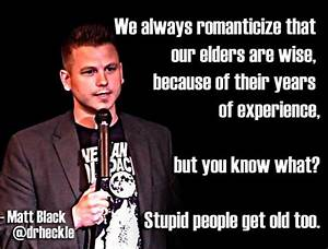Old people is not always smart... - The Meta Picture