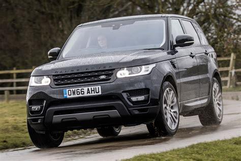 New Range Rover Sport Lrv6 2017 Review
