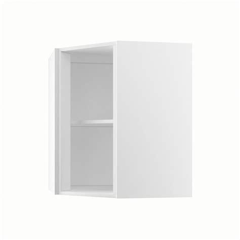 meuble d angle haut cuisine caisson de cuisine haut d 39 angle ah60 70 delinia blanc l 60