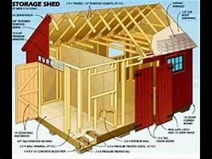 Storage Sheds Plans Best Storage Design 2017