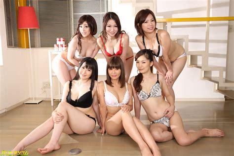 Japanese Group Girl Naked