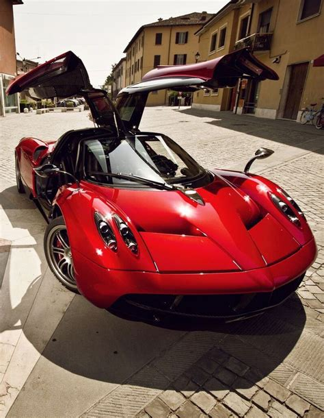 Sports Car That Starts With P by Pagani Huayra This 106 St Tire Aligns Cars