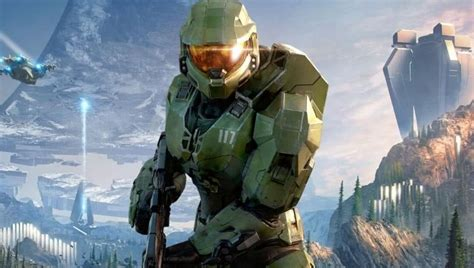 Halo Infinite Welcomes Back Former Writer As Project Lead