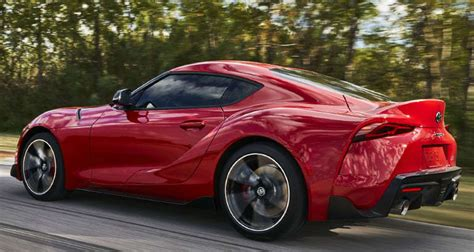 Images Of 2020 Toyota Supra by Styled 2020 Toyota Supra Debuts Consumer Reports