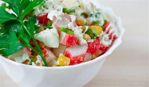 Receptes.lv - Krabju salāti