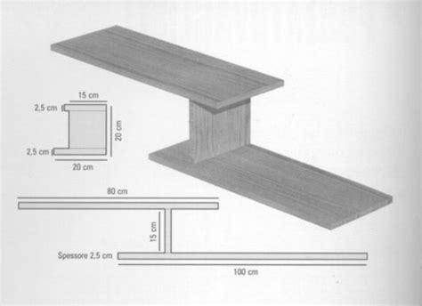 Come Costruire Una Mensola In Legno by Come Costruire Una Mensola Di Legno A Parete Casa Fai Da Te