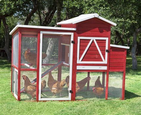 Barn Chicken Coop by Barn Ranch Chicken Coop