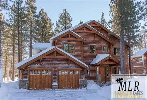 mammoth mountain cabin rentals mammoth luxury rentals 5 premiere vacation rentals