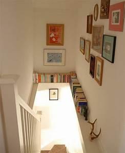 renovation escalier la meilleure idee deco escalier en un With idee deco mur escalier