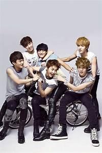 EXO-M's HD Pictorials (Sans Watermark) for Men's Health ...  Exo