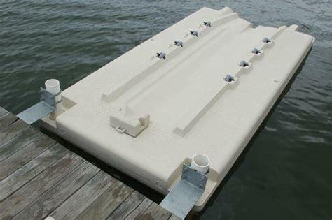 roll  ride floating pwc jet ski dock ebay