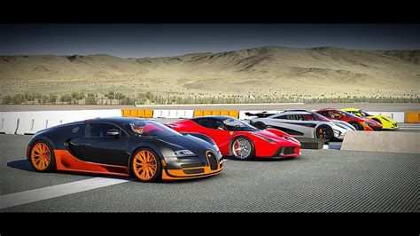 Who is the fastest car? World's Greatest Drag Race! Koenigsegg One:1 vs Veyron ... | Doovi