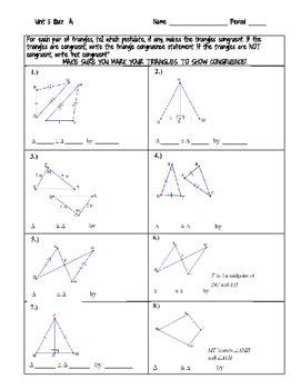 worksheet proving congruent triangles livinghealthybulletin