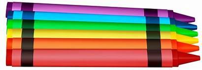 Crayons Clipart Transparent Yopriceville